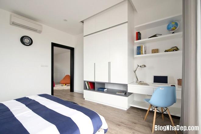 20140718075214945 Thiết kế không gian sống cho gia đình đông người