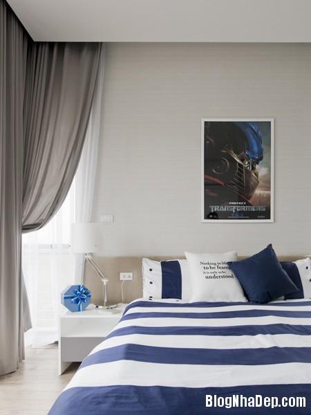 20140718075215242 Thiết kế không gian sống cho gia đình đông người