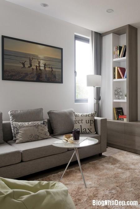 20140718075215601 Thiết kế không gian sống cho gia đình đông người