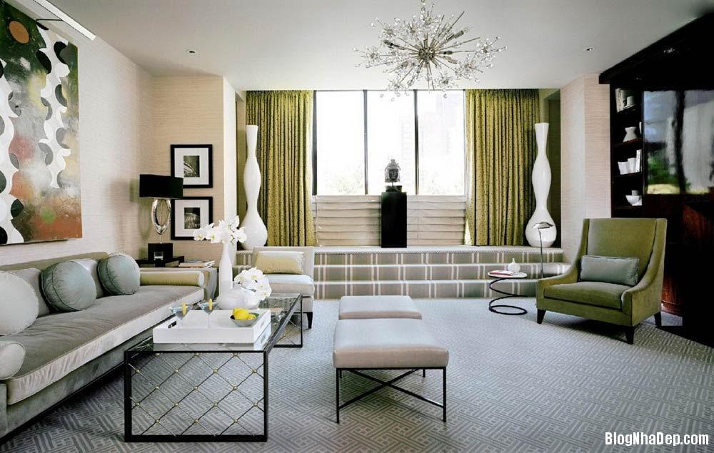 20140718075223416 Cách bài trí thông minh cho căn hộ 59m2