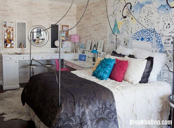 20140719104911663 Trang trí phòng ngủ cho teen girl