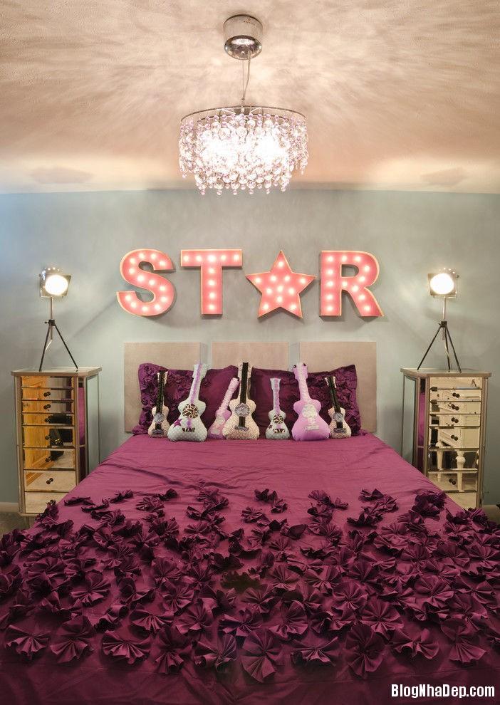 20140719104912833 Trang trí phòng ngủ cho teen girl