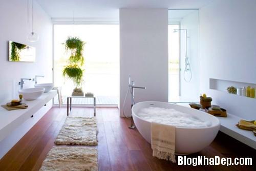 215507baoxaydung image003 Những gợi ý trang trí cho phòng tắm