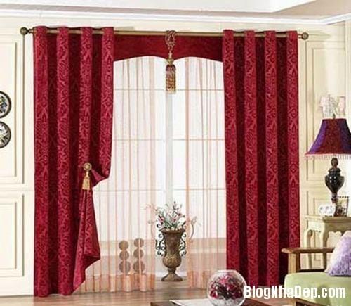 225056baoxaydung 38 Lựa chọn rèm cửa phù hợp với từng không gian