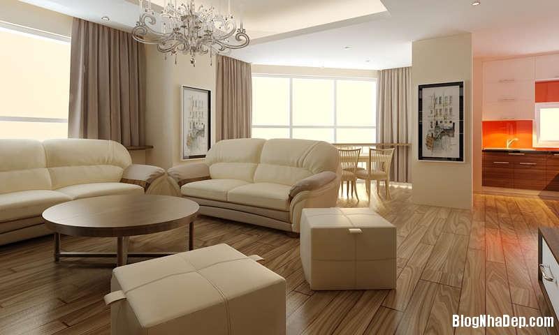 5 bie quyet thiet ke noi that chung cu dep Những lưu ý khi thiết kế nội thất chung cư