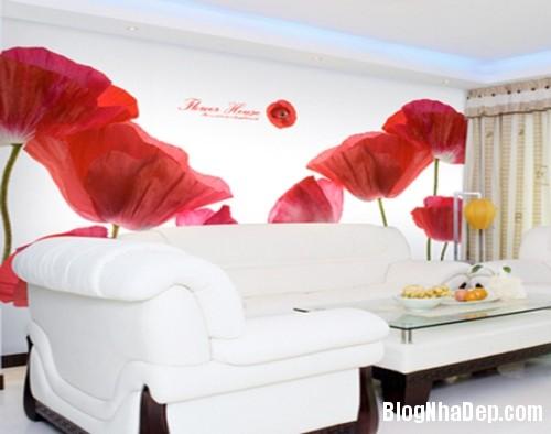 695911404797243 1405094558 Chọn mẫu giấy dán tường đẹp tô điểm phòng khách