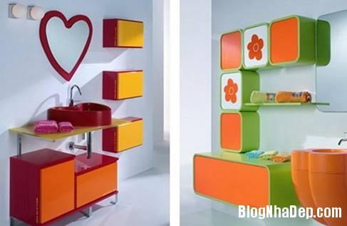81c9 Thiết kế phòng tắm cho trẻ