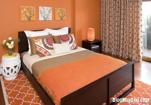 851 Trang trí phòng ngủ đón thu sang