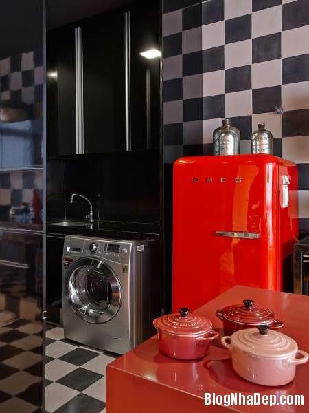 Hình 11 Mẫu nhà cung cư đẹp1 Mẫu chung cư đầy màu sắc ở Brazil