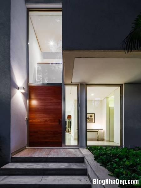 Hình 18 thiết kế nhà đẹp với sự sáng tạo trong không gian MG Residence   Nhà hiện đại nằm ở ngoại ô Brazil