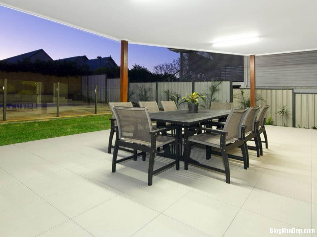 Luxury Home Design with Contemporary Environment Concept 002 Ngôi nhà đẹp với kiến trúc giản dị vùng ở Queensland