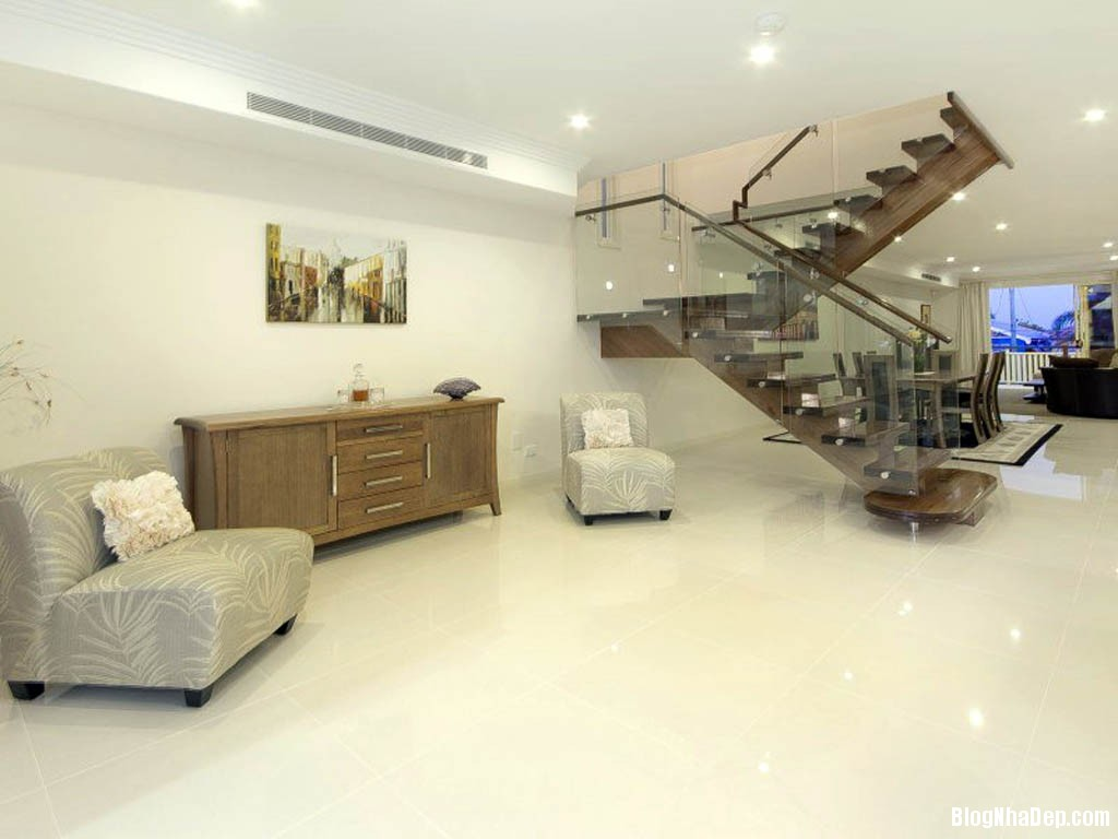 Luxury Home Design with Contemporary Environment Concept 004 Ngôi nhà đẹp với kiến trúc giản dị vùng ở Queensland