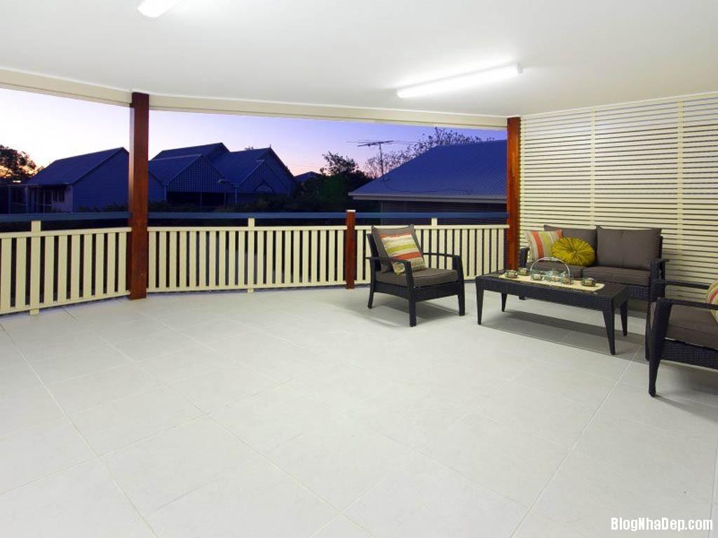 Luxury Home Design with Contemporary Environment Concept 005 Ngôi nhà đẹp với kiến trúc giản dị vùng ở Queensland