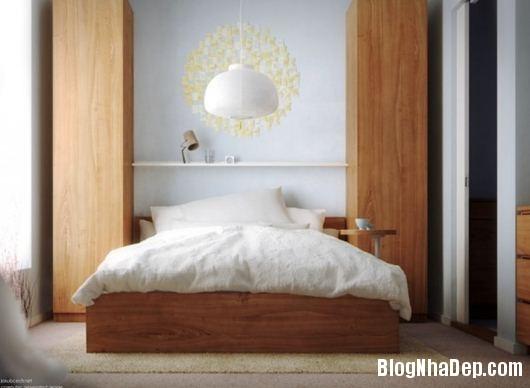 Modern Bedroom 4 600x439 Những phòng ngủ gam màu trung tính