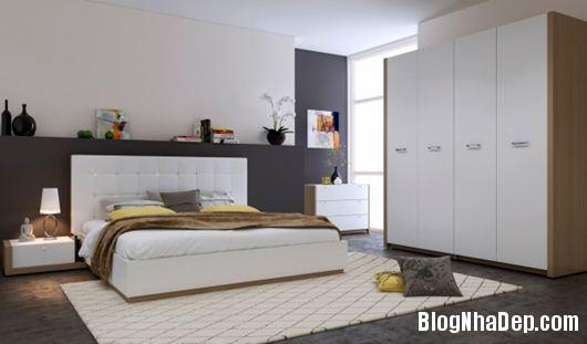 Modern Bedroom 8 600x352 Những phòng ngủ gam màu trung tính