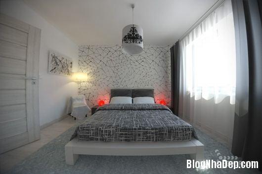 Modern Bedroom 9 600x400 Những phòng ngủ gam màu trung tính