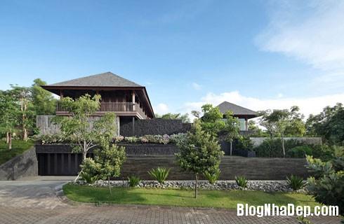 anh 13 Biệt thự nghỉ dưỡng nhỏ nằm trên khu vực đá vôi ở Pecatu, Bali
