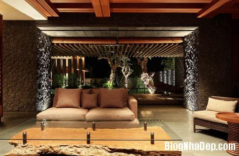 anh 53 Biệt thự nghỉ dưỡng nhỏ nằm trên khu vực đá vôi ở Pecatu, Bali