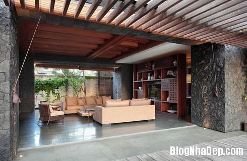 anh 63 Biệt thự nghỉ dưỡng nhỏ nằm trên khu vực đá vôi ở Pecatu, Bali