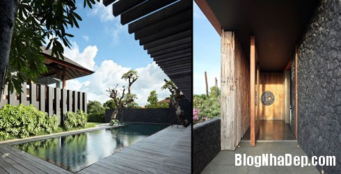 anh 73 Biệt thự nghỉ dưỡng nhỏ nằm trên khu vực đá vôi ở Pecatu, Bali