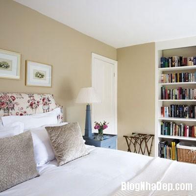 anh 8 Nới rộng không gian cho phòng ngủ nhỏ