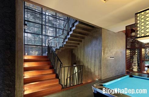 anh 83 Biệt thự nghỉ dưỡng nhỏ nằm trên khu vực đá vôi ở Pecatu, Bali