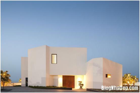 beachhouse4 Ngắm ngôi nhà sang trọng bên bờ biển Kuwait