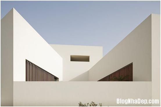 beachhouse5 Ngắm ngôi nhà sang trọng bên bờ biển Kuwait