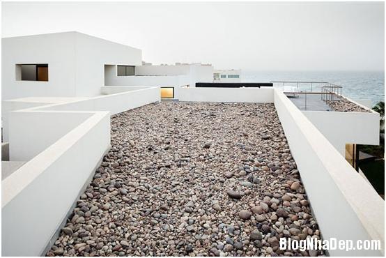 beachhouse6 Ngắm ngôi nhà sang trọng bên bờ biển Kuwait