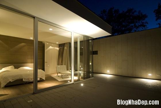 biet thu ha lan121 Biệt thự với cảnh quan tuyệt đẹp ở Hà Lan