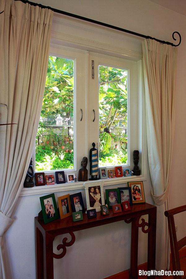 biet thu trieu do cua gia dinh diem my 8 Biệt thự phong cách Địa Trung Hải của nữ diễn viên Diễm My
