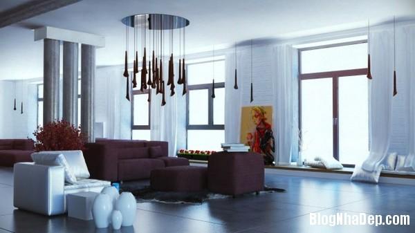 bo tri noi that theo phong cach duong dai 1 Phong cách đương đại trong thiết kế nội thất