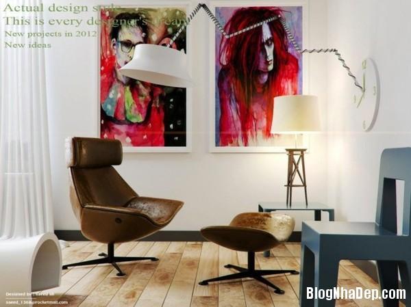 bo tri noi that theo phong cach duong dai 5 Phong cách đương đại trong thiết kế nội thất