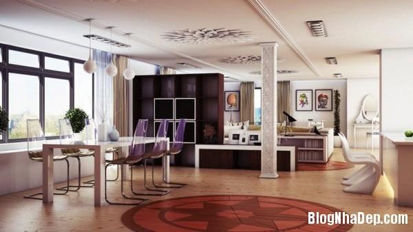 bo tri noi that theo phong cach duong dai 7 Phong cách đương đại trong thiết kế nội thất