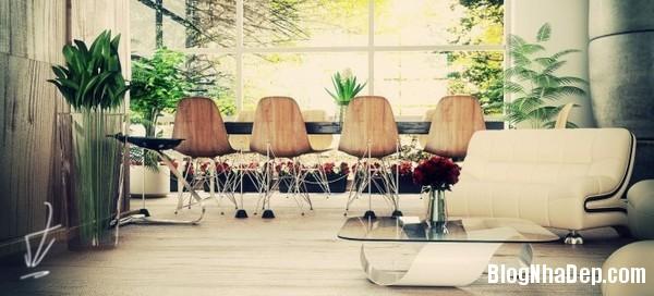 bo tri noi that theo phong cach duong dai 8 Phong cách đương đại trong thiết kế nội thất