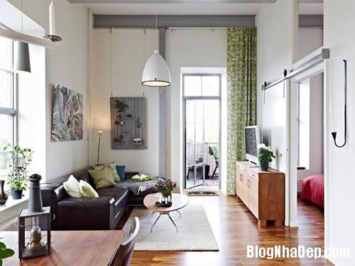 can ho 40m tien nghi 1 Cải tạo không gian sống tiện nghi trong căn hộ 40m2