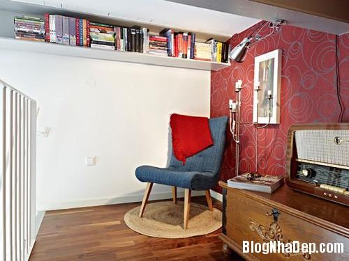 can ho 40m tien nghi 111 Cải tạo không gian sống tiện nghi trong căn hộ 40m2