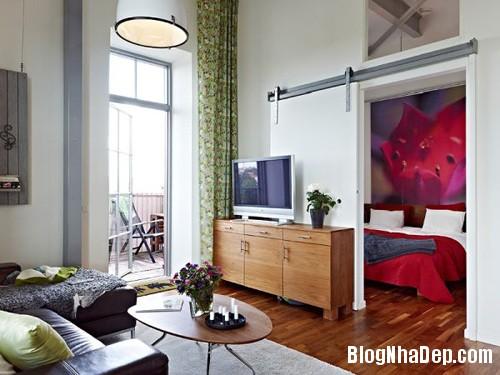 can ho 40m tien nghi 3 Cải tạo không gian sống tiện nghi trong căn hộ 40m2