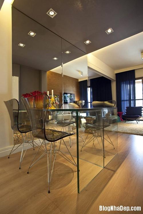 can ho 45 m2 11 Tối ưu hóa không gian sống trong căn hộ 45m2