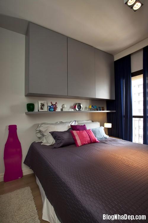 can ho 45 m2 13 Tối ưu hóa không gian sống trong căn hộ 45m2