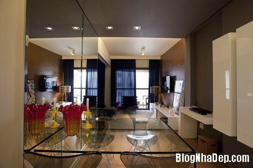 can ho 45 m2 3 Tối ưu hóa không gian sống trong căn hộ 45m2