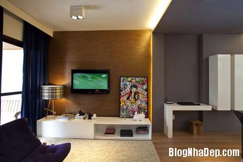 can ho 45 m2 5 Tối ưu hóa không gian sống trong căn hộ 45m2