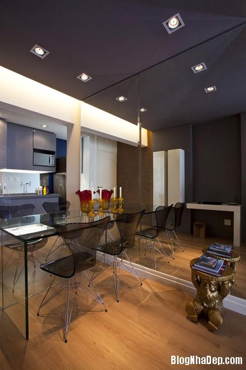 can ho 45 m2 8 Tối ưu hóa không gian sống trong căn hộ 45m2