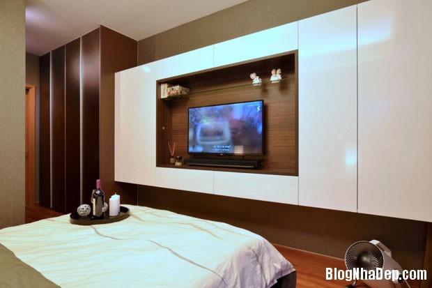 can ho dep tai Singapore 101 Ngắm căn hộ hiện đại với nội thất tinh tế  ở Singapore