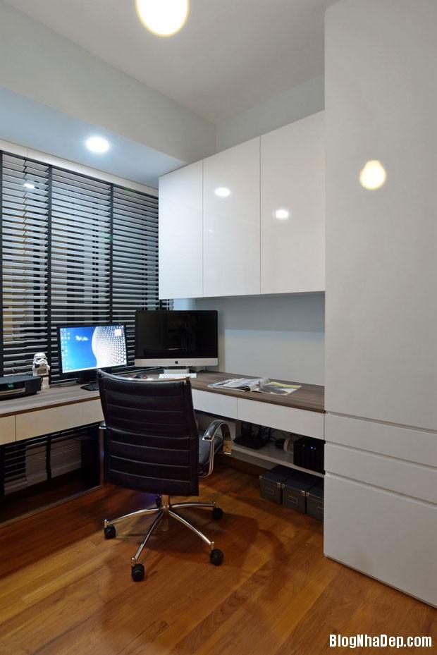 can ho dep tai Singapore 131 Ngắm căn hộ hiện đại với nội thất tinh tế  ở Singapore