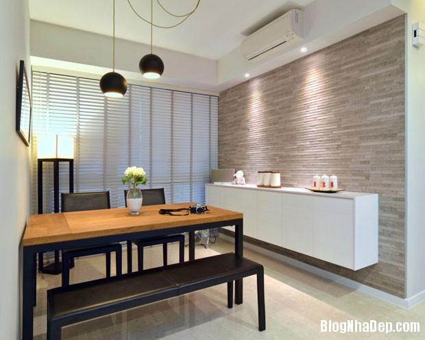 can ho dep tai Singapore 51 Ngắm căn hộ hiện đại với nội thất tinh tế  ở Singapore