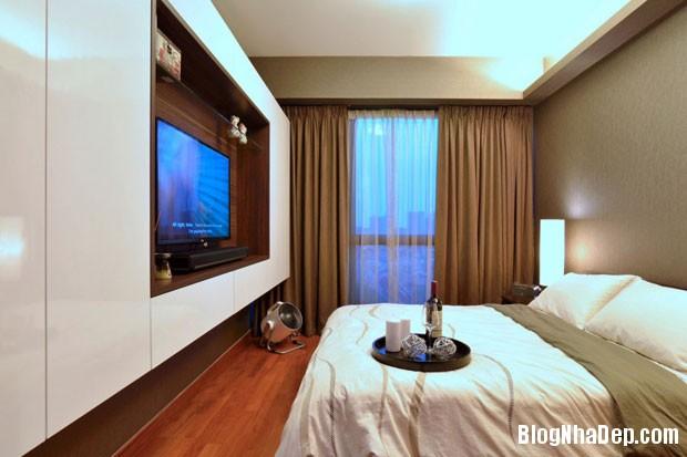 can ho dep tai Singapore 81 Ngắm căn hộ hiện đại với nội thất tinh tế  ở Singapore