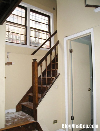 can ho 40 m2 lot xac sau khi cai tao 2 Lột xác cho căn hộ cũ kỹ 40m2 ở New York