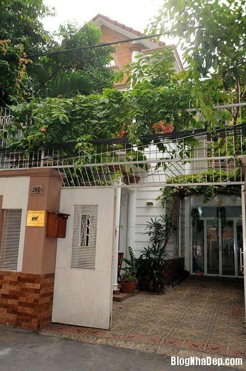 cung ngam nha rieng cua thanh thao 1 Thăm ngôi nhà khang trang của ca sĩ Thanh Thảo