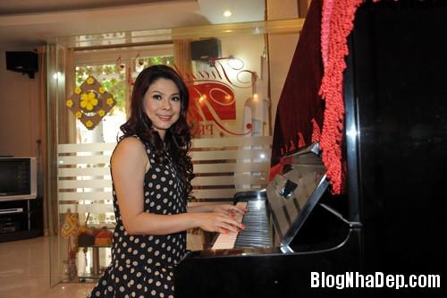 cung ngam nha rieng cua thanh thao 5 Thăm ngôi nhà khang trang của ca sĩ Thanh Thảo